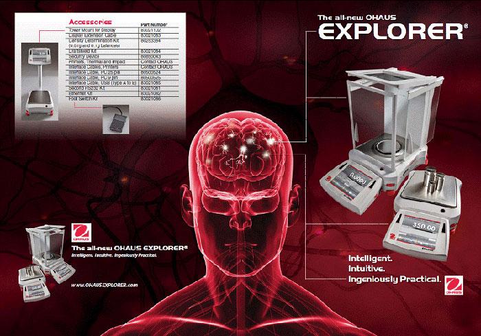 OHAUS / new EXPLORER / Defender 7000 Relay Kit