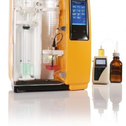 Uređaj za destilaciju vodenom parom sa eksternim titratorom Vapodest VAP 450