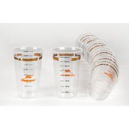 MAGAPOR PVC čaše