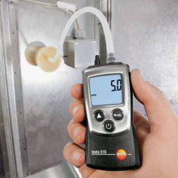 TESTO 510 merač diferencijalnog pritiska