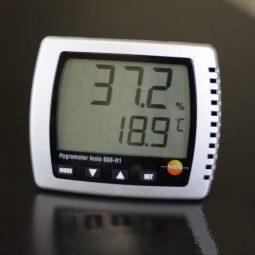 TESTO 608 H1/H2 termohigrometri