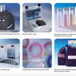Komparator za proveru kvaliteta vode