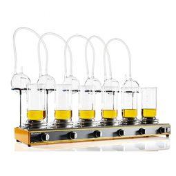 HY 16/6 Gerhardt, aparatura za hidrolizu